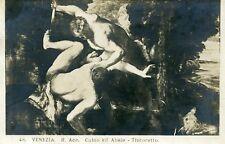 "VENEZIA : ""  R. Acc. Caino ed Abele - TINTORETTO """