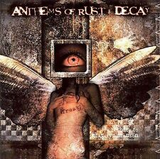 Anthems of Rust and Decay: A Tribute to Marilyn Manson CD EXCELLENT METAL