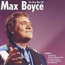 MAX BOYCE ( NEW SEALED 2 CD SET ) THE VERY BEST OF COLLECTION