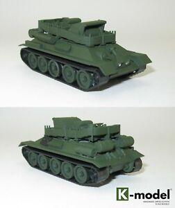 Panzerzugmaschine mit Bergesatz T-34TB NVA - 1:87 H0