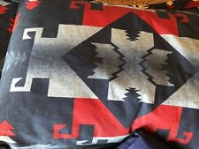 Ralph Lauren Cartwright Southwestern Aztec Standard Pillow Shams -2 Shams