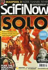 SciuFi Now 145  Solo Star Wars  Humans  Deadpool 2
