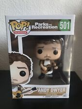 Funko Pop! Television Parks And Recreation #501 ANDY DWYER NEW