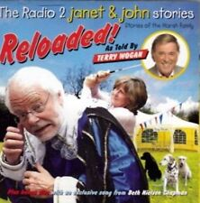 THE RADIO 2 JANET & JOHN STORIES terry wogan (2X CD, compilation) comedy, 2007