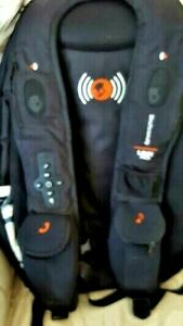 Vintage SKULLCANDY Link backpack with built in speakers
