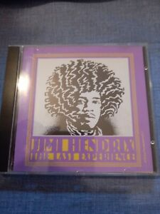 JIMI HENDRIX - THE LAST EXPERIENCE. CD