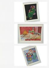 MATISSE set 6 Art Print Posters from 1956 Oranges Blue Odalisque Flowering Ivy