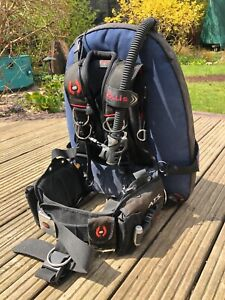 Hollis ATS Scuba diving BCD (wing)