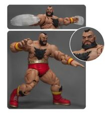 STM87030: Storm Collectibles Street Fighter V Zangief 1:12 Scale Action Figure