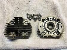 Honda CA77 Camshafts End Covers Points  CL 77 305 72 CL72 CB77 305