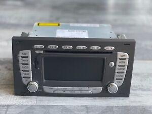 FORD TRANSIT CONNECT 2012 RADIO SAT NAV HEAD UNIT 8C1T18K931AD
