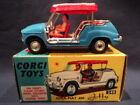 Corgi Toys Rare 1960s Fiat Jolly No: 240 MINT Ex Shop Stock