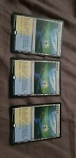 3 Chinese MTG FLOODED STRAND khans, LP