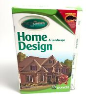 Punch Home & Landscape Design 2 for PC
