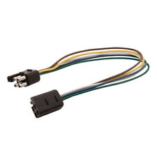 5 Way Square Molded Connector Loop, 12 Inch Leads, Male/Female