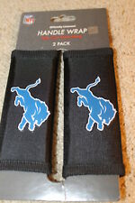 DETROIT LIONS####OFFICIALLY LICENSED HANDLE WRAPS  (2) #NFL-TA-186-18**NEW**