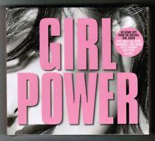 Universal Music's GIRL POWER [3 CDs, 2018] - NEW! - 60 hits - Spice Girls, Kelis