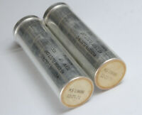 Western Electric KS-13686 Electrolytic Capacitors Cap 125uF 400V Matched Pair