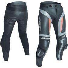 Pantalons doublure en cuir de vache pour motocyclette pour homme