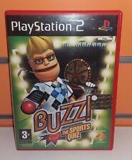 Buzz! - The Sports Quiz PS2 USATO ITA