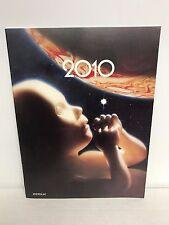 1984 Movie 2010 Helen Mirren John Lithgow Special 84-3 Theater Program NOS
