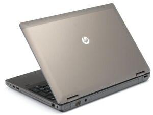 "HP ProBook 6570b LAPTOP 15.6"" Core i5-3340M 2.7GHz 320GB 4GB WIN 7P 64 WIFI DVD"