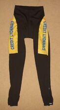 New Small Mens Cycling Warm up Pants Black Tour de France 2009 Shop Quality