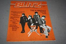 BLITZ THE R´n´ROLL MAG FOR THINKING PEOPLE# 47 - THE PLIMSOULS COVER (1983)