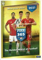 Panini FIFA 365 2021 Sticker 10/20/30/50/100/200 aussuchen / Auswahl / choose