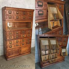 THE TUCKER FILE CABINET CO. PATENTED 1899. CLEVER SYSTEM. PRISTINE