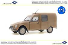 Citroën Acadiane Beige Colorado 1984 SOLIDO - SO 1800402 - Echelle 1/18