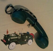 Tri-ang  Vintage Pedal Car Jeep used Phone Handset