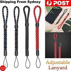Adjustable Wrist Strap Hand Lanyard for Phone Camera USB Flash Drives Keys Cards