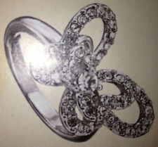 Avon Bella Butterfly Ring Large Size 10