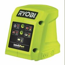 Brand New Ryobi ONE+ RC18115 Intelliport Charger for 18V ONE+ Batteries, 1.5A