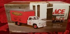 Ace Hardware '58 GMC BOX VAN FIRST GEAR 1:34 SCALE