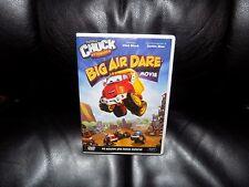 Tonka Chuck & Friends: Big Air Dare Movie (DVD, 2010) Childrens  DVD EUC
