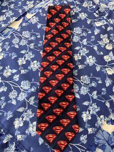 Superman/DC Comics Men's Silk Tie