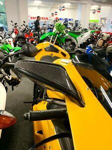 Fit Ducati 1098 dry Carbon Fiber rear mirrors trim pad kit