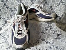 Reebox Blue White Athletic Running Shoes Size 9.5 MEN