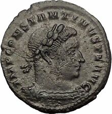 Constantine I the Great  316AD London mint Ancient Roman Coin  Sol  Sun i57497
