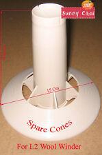 L2-Jumbo Spare Cone Wool Winder Hat Fits L2-Jumbo Wool Winders Knitting Machine