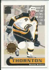 99-00 Paramount Premiere Date Parallel Joe Thornton 39/50 #24 Bruins
