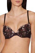 Aubade Divin Bouquet push up bra NWT Color Brown 36D