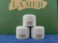 (3) La Mer Creme De La Mer Moisturizing Cream .12 oz/3.5 ml 2018 & 2019 batches