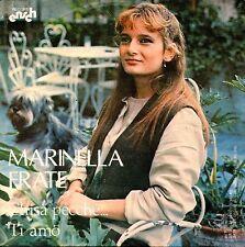 Marinella Frate Chisà Pecché../Ti Amo 45 giri EX Tony Iglio 1979