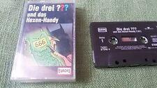MC: Alfred Hitchcock: Die drei ??? Fragezeichen–101–Hexen-Handy–Europa