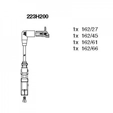 Zündleitungssatz für Zündanlage BREMI 223H200
