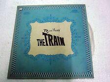 THE TRAIN R.D.BURMAN KILLER DRAMA JAZZ FUNK cabaret trippy RARE LP BOLLYWOOD EX