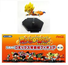 Dragon Ball Z Coca-Cola Original Comics spine figure First edition 12Set JAPAN